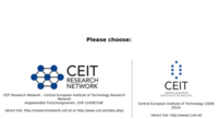 Central European Institute of Technology - CEIT