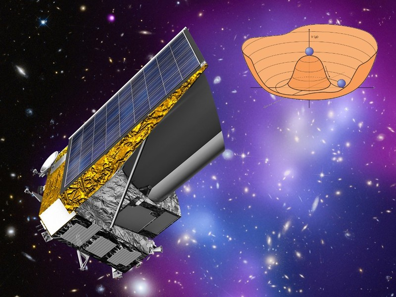 The ESA mission Euclid is supposed to gain new insights into fundamental questio
