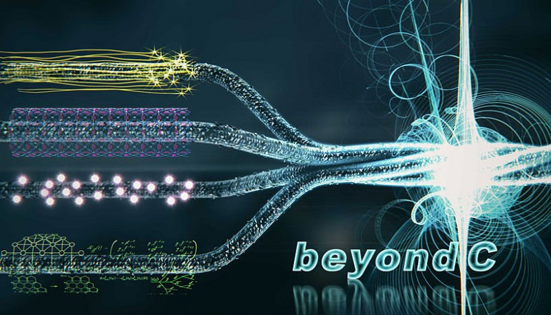 Im SFB-Kooperationsprojekt 'Quantum Information Systems Beyond Classical C