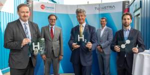 Pleading for a rapid implementation of the Austrian hydrogen strategy, together