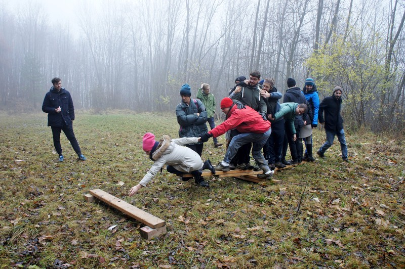 Outdoor-Seminar: Teambuilding und Konfliktmanagement