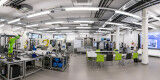 Smartfactory@tugraz: Styria's Research and Learning Factory Goes into Full Opera